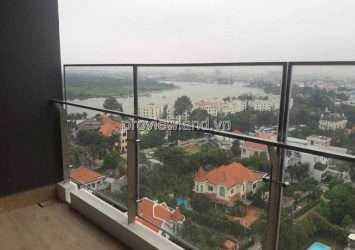 Nassim Thao Dien apartment for sale area of 86sqm 2 bedroom river view