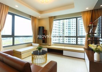 Luxury apartment for rent 2 bedrooms nice view at Hawaii tower Diamond Island