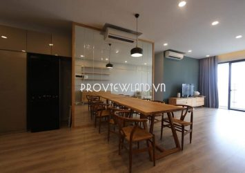 Estella Heights apartment for rent in T1 tower with 3 luxurious bedrooms