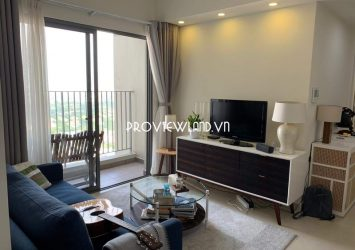 Apartment for rent 2 bedrooms at T1 tower Masteri Thao Dien