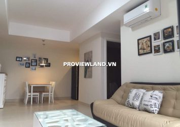 Apartment for rent at Masteri Thao Dien in District 2 area 65m2