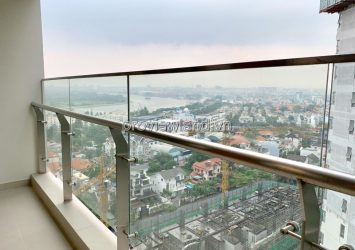 Two bedrooms apartment with river view at Gateway Thao Dien with 90sqm area