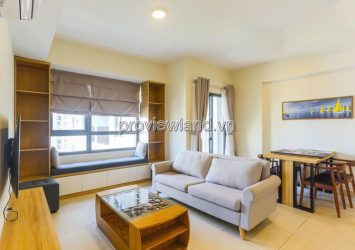 Selling ​​folding apartment Masteri Thao Dien 64.4m2 2 bedrooms river view