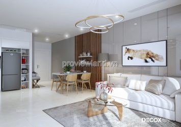 Apartment for sale in Vinhomes Golden River 82sqm 2BRs