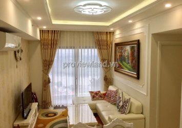 Masteri Thao Dien for rent apartment tower T5 floor 78sqm 2 bedrooms fully furnished