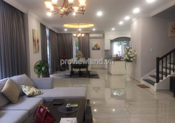 Villa for rent Veronica Khang Dien District 9 4 bedrooms fully furnished