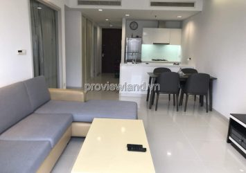 Nice apartment in City Garden for rent 73sqm 1 bedroom