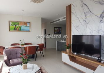 Diamond Island apartment for rent area 117m2 3 bedrooms fully furnished