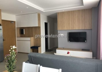 Diamond Island apartment for rent 2 bedrooms 91m2 high floor with wide view