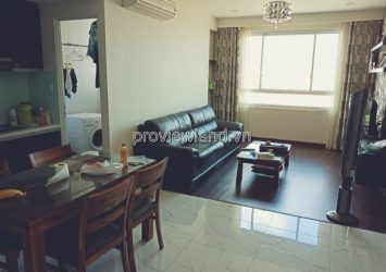 Serviced apartment for rent in Tropic Garden District 2 2 bedrooms with nice view