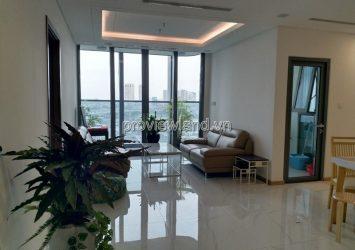 Apartment for rent Vinhomes Central Park 4BRs Lamdmak 81 tower  river view