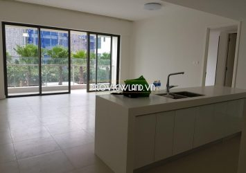 Gateway Thao Dien large apartment including 2 bedrooms for rent