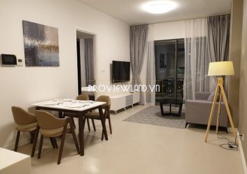 High floor city view apartment with 2 large bedrooms at Gateway Thao Dien