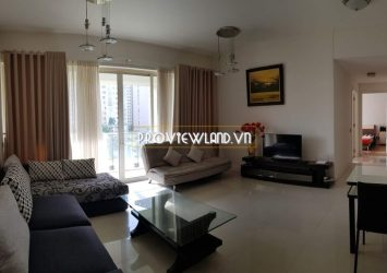 Low floor apartment with 2 bedrooms for rent at The Estella An Phu
