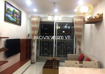 Apartment A2 tower Tropic Garden for rent 2 bedrooms with good price