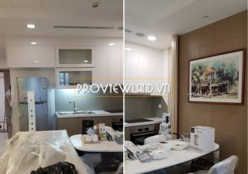 Landmark 81 luxury apartment for sale with high quality furniture