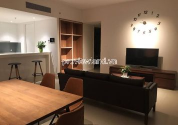 Apartment for rent with 4 bedrooms 143m2 at Gateway Thao Dien full furniture