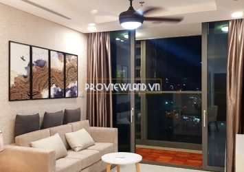 Vinhomes Central Park Landmark 81 for rent apartment 2 bedrooms