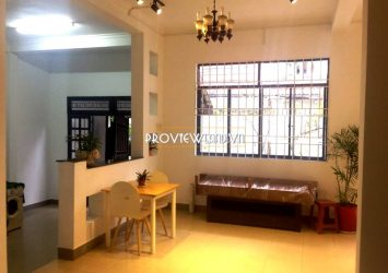 Townhouse for rent 4 bedrooms large terrace at Road 4 Thao Dien District 2