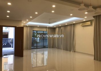 New luxury villa with 1 ground 2 floors for rent at Riviera District 2