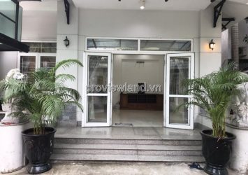 Fideco villa for sale Thao Dien District 2 300m2 1 ground 2 floors 4 bedrooms
