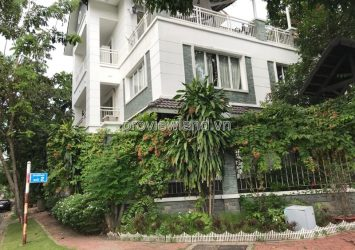 Selling villas in Nam Long District 7 has area 248m2 1 ground 2 floors