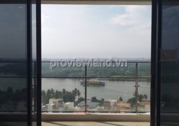 The Nassim luxury apartment in District 2 19th floor 3 bedrooms river view