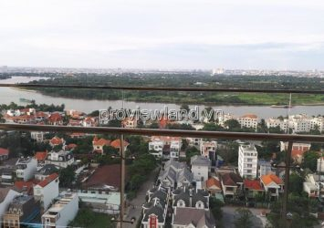 Need to selling fast 2-bedroom apartment Gateway Thao Dien 89m2 high floor river view