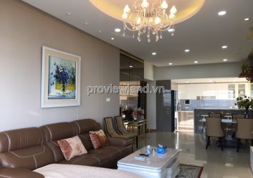 Quickly selling luxury apartments in Binh Thanh Saigon Pearl 143m2 3PN low floor