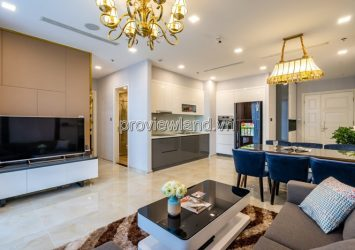 Vinhomes Golden River Apartment District 1 78sqm low floor 2 bedrooms
