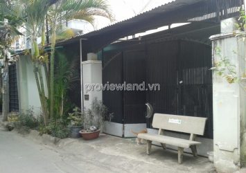 Sell ​​level 4 houses at Road 4 Thao Dien in District 2 area 10x11m 1 floor