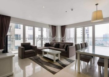 Diamond Island for rent apartment 4BRs 200sqm 16th floor City view