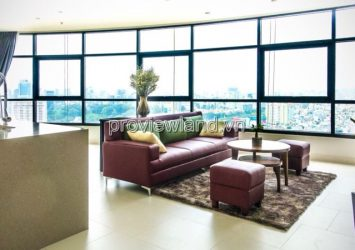 Apartment for rent 3 bedrooms with 146sqm in City Garden Binh Thanh District