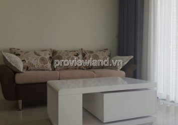Estella Heights District 2 apartment for rent fully furnished 1 bedroom