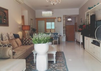 The Vista apartment for rent with garden view pool 3 bedrooms 180m2 area
