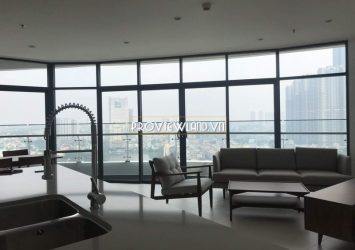 Apartment at City Garden Binh Thanh for rent 2 bedrooms high floor