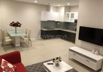 Diamond Island for rent luxury apartment river view with fully furniture