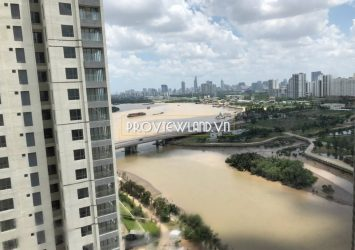 For rent luxury apartment Diamond Island Hawaii tower river view