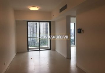 One bedroom apartment for rent at Gateway Thao Dien beautiful view