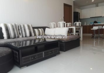 Thao Dien Pearl tower A apartment for rent luxury furniture nice view