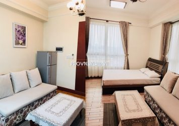 The Manor Binh Thanh for rent Studio apartment convenient good price