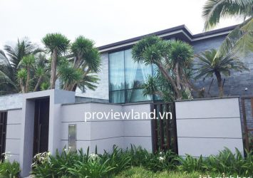 Selling Thao Dien Villa with an area ​​40x40m2 1 ground 2 floors with pool