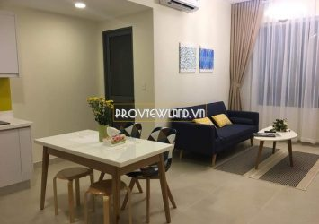 Masteri Thao Dien apartment for sale with 1 bedroom luxury furniture