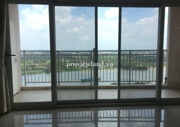 Xi Riverview Q2 apartment for sale 3 bedrooms area 145m2 with beautiful river view