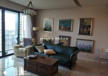 Apartment for sale Estella Heights 3 bedroom with 130m2 full interior