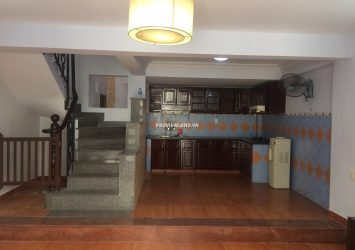 House for rent Thao Dien Ward District 2 area 5x11m2 4 bedrooms 4 floors