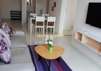 Riverside 90 apartment for rent with 2 bedrooms high floor high-end furniture