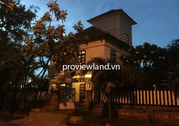 Selling ​​Villas compound Thao Dien 1 ground floor 2 floor area of ​​800m2