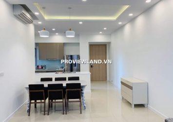 Apartment for rent in Estella Heights 124sqm 3 bedrooms furniture 100% new unused
