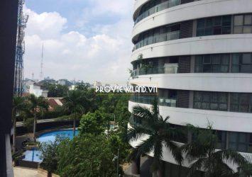 City Garden Promenade for rent high floor apartment nice view with 3 bedrooms
